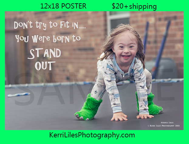 Posters for sale - STAND OUT - 11-2013 - reduced size